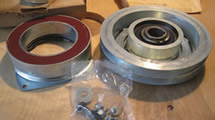 Pitts Magnetic Clutch